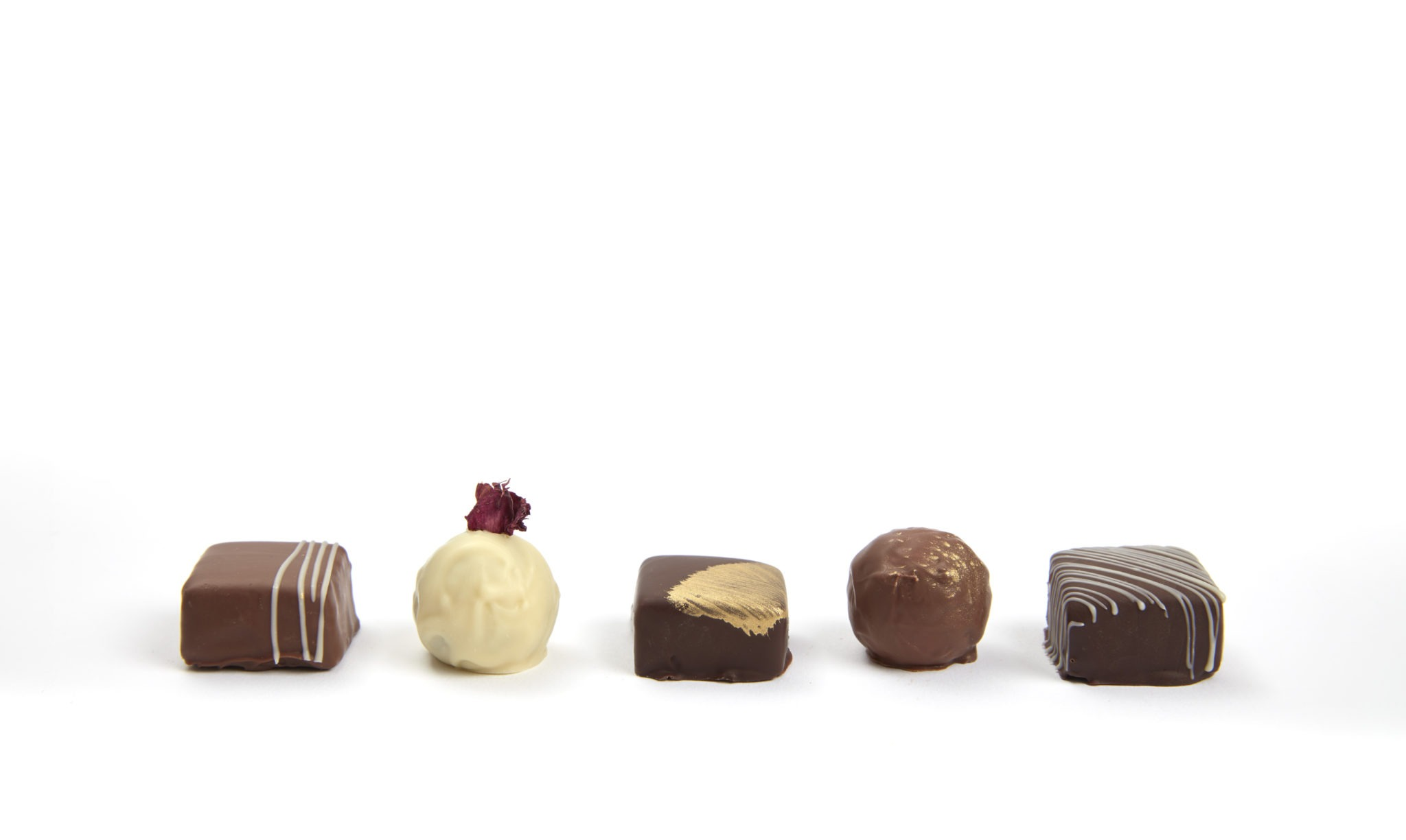 Chocolate Truffle Selection | Clare Anne Taylor Couture Cakes
