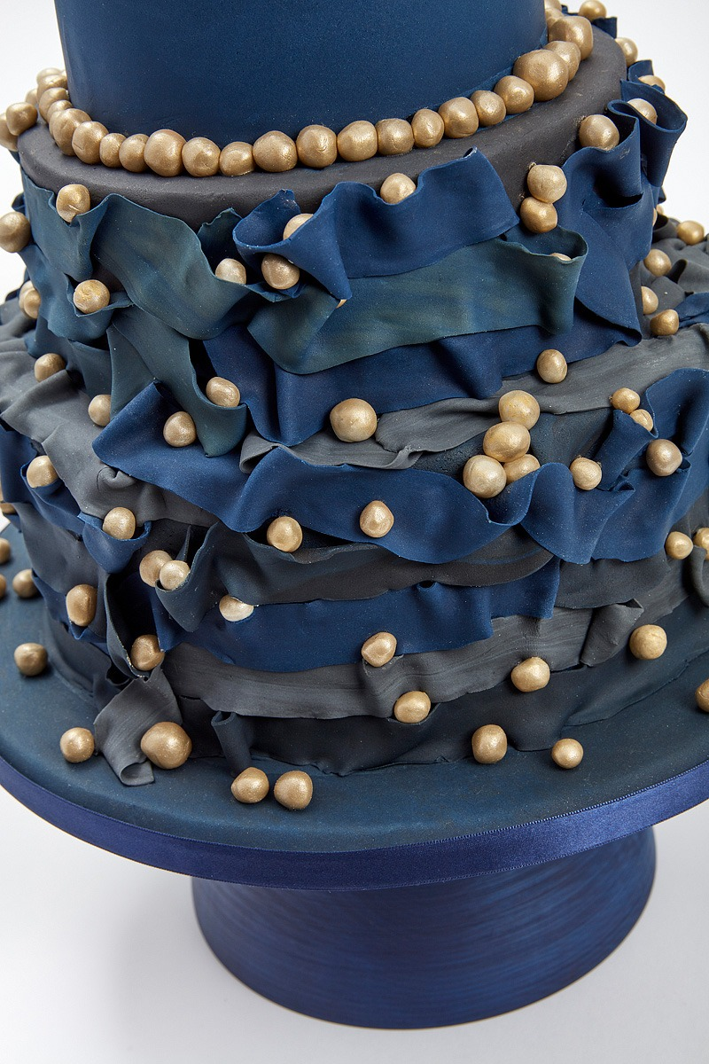 Cloths of Heaven | Clare Anne Taylor Couture Cakes