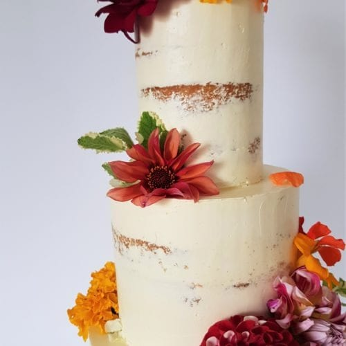 Buttercream Collection and buttercream link on wedding cakes page