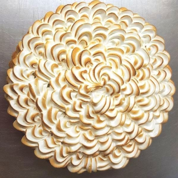 Indulgent Lemon Meringue Pie